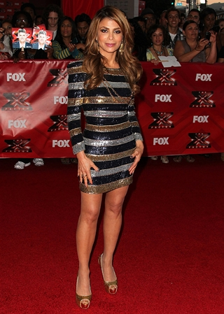 Paula Abdul Height Body Figure Shape