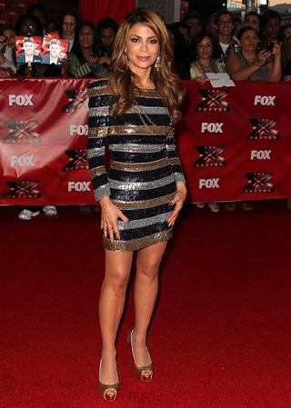 Paula Abdul Height Body Figure Shape