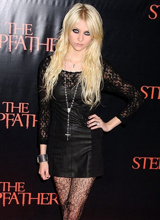Taylor Momsen Body Measurements