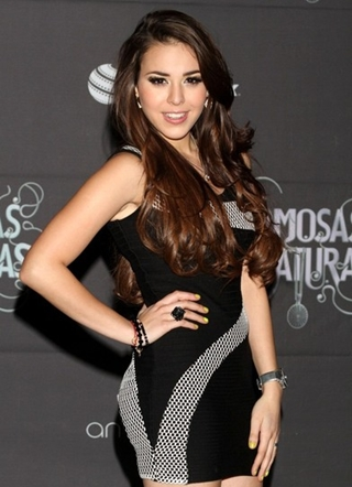 Danna Paola Body Measurements Height Weight