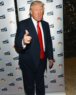 Donald Trump Height Full Body Shape