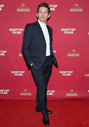 Ethan Hawke Body Measurements Shape