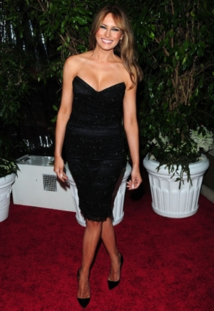 Melania Trump Body Measurements Height Weight Bra Size ...