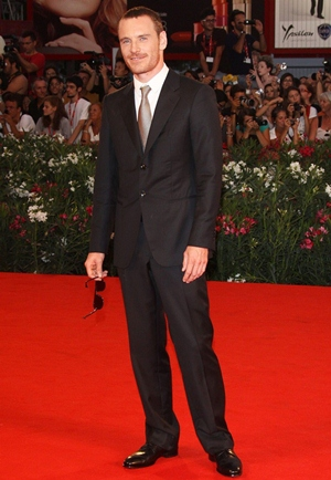 Michael Fassbender Body Measurements Shape