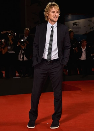 Owen Wilson Height Weight Body Shape
