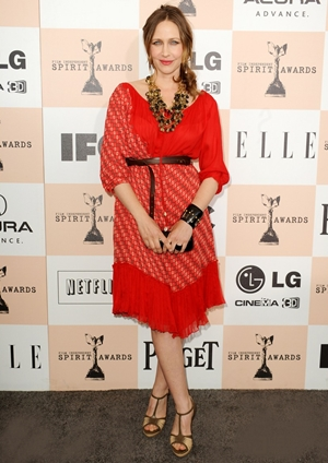 Vera Farmiga Height Body Figure Shape