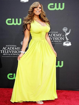 Wendy Williams Height Weight Body Shape