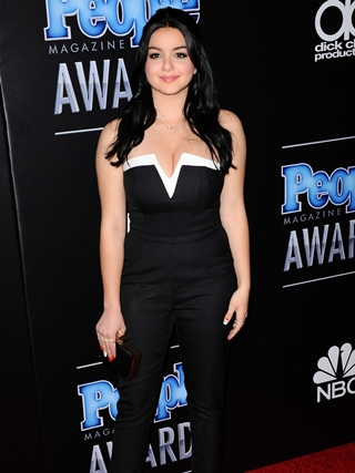 Ariel Winter Body Measurements Height Weight