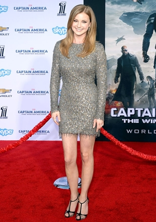 Emily VanCamp Body Measurements Height Weight