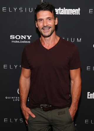 Frank Grillo Body Measurements Body Shape