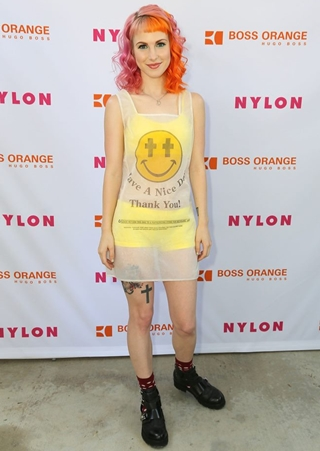 Hayley Williams Body Measurements Height Weight