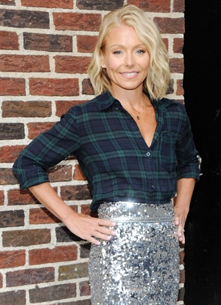 Kelly Ripa Body Measurements Height Weight