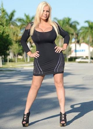 Lacey Wildd Height Weight Body Figure Shape