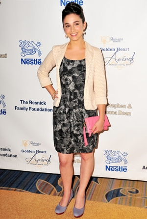 Molly Ephraim Height Weight Body Figure Shape