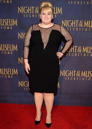 Rebel Wilson Height Weight Body Figure Shape