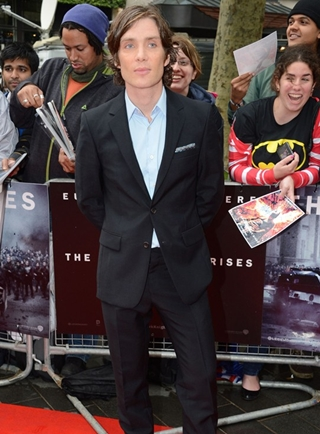 Cillian Murphy Height Weight Body Shape