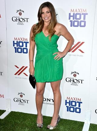 Danielle Fishel Height Weight Body Figure Shape