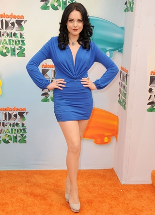 Elizabeth Gillies Height Weight Body Figure Shape