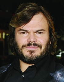 jack black body measurements height weight shoe size vital
