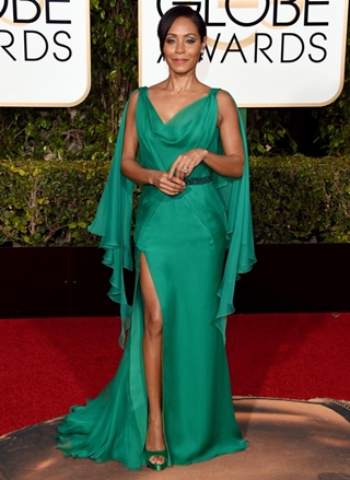 Jada Pinkett Smith Height Weight Body Figure Shape
