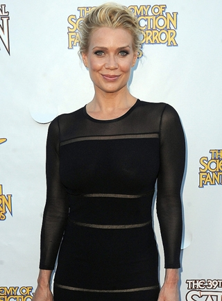 Laurie Holden Body Measurements Height Weight