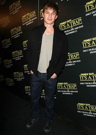 Matt Lanter Height Weight Body Shape