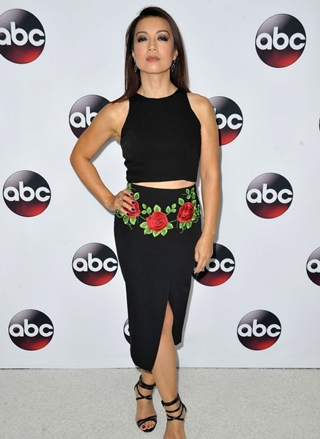 Ming-Na Wen Body Measurements Height Weight
