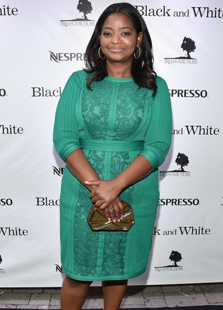 Octavia Spencer Body Measurements Height Weight