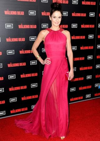 Sarah Wayne Callies Height Weight Body Figure Shape