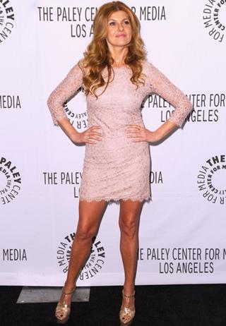Connie Britton Height Weight Body Figure Shape