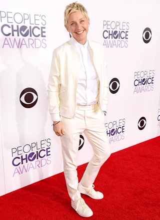 Ellen DeGeneres Height Weight Body Figure Shape