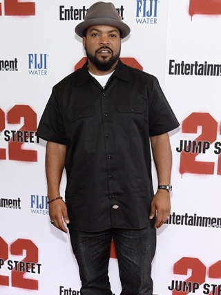 Ice Cube Height Weight Body Shape