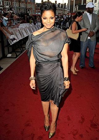 Janet Jackson Height Weight Body Figure Shape