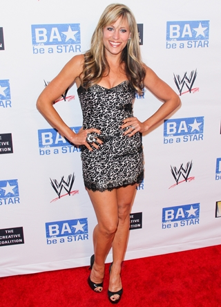 Lilian Garcia Height Weight Body Figure Shape