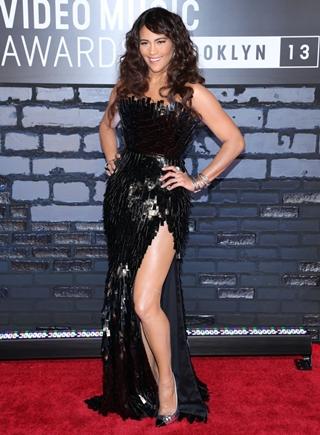 Paula Patton Height Weight Body Figure Shape