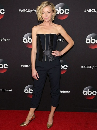 Portia de Rossi Height Weight Body Figure Shape