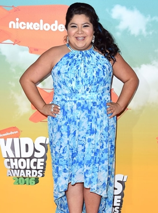 Raini Rodriguez Body Measurements Height Weight