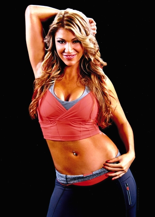 Rosa Mendes Body Measurements Height Weight