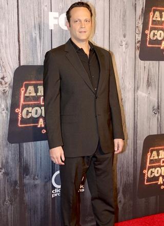 Vince Vaughn Height Weight Body Shape
