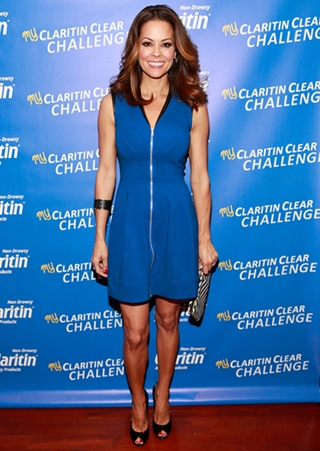 Brooke Burke-Charvet Height Weight Body Figure Shape