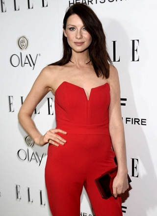 Caitriona Balfe Body Measurements Height Weight