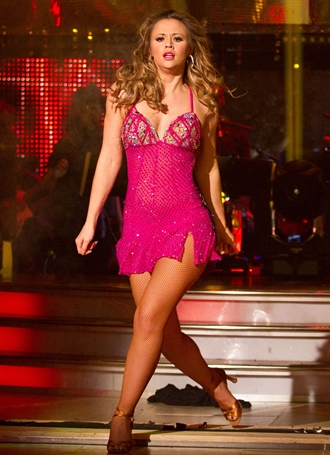 Kimberley Walsh Height Weight Body Figure Shape