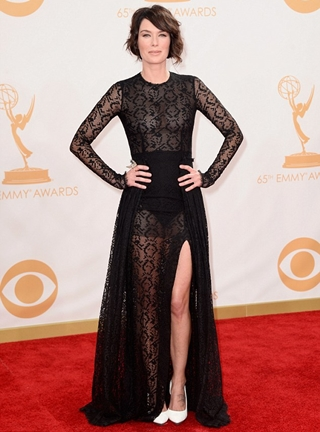 Lena Headey Height Weight Body Figure Shape