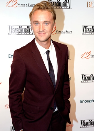 Tom Felton Body Measurements Height Weight Shoe Size Vital Stats Facts