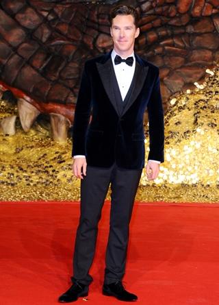 Benedict Cumberbatch Height Weight Body Shape