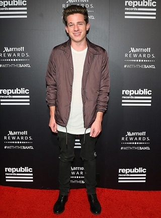 Charlie Puth Height Weight Body Shape