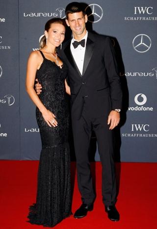 Novak Djokovic Height Weight Body Shape