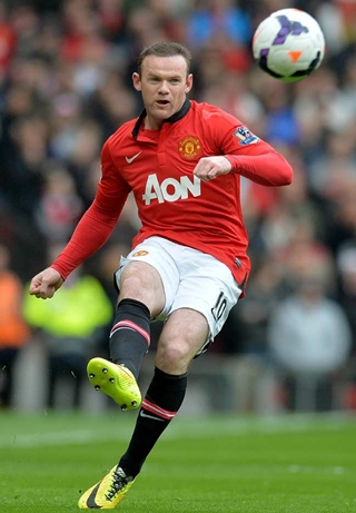 Wayne Rooney Body Measurements Height Weight