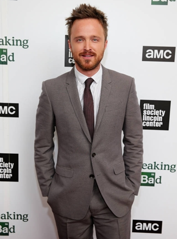 Aaron Paul Body Measurements Height Weight