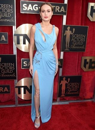 Brie Larson Height Weight Body Figure Shape